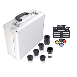 "Kit Optico Deluxe B&Crown 1,25"" - Oculares y Filtros"
