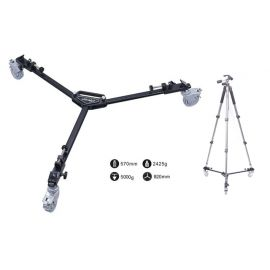 Base Dolly Ultralyt con ruedas para Fotografia y Video