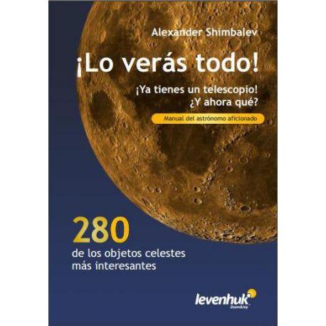 """Manual del astrónomo """"¡Lo verás todo!"""" (Alexander Shimbalev)"""