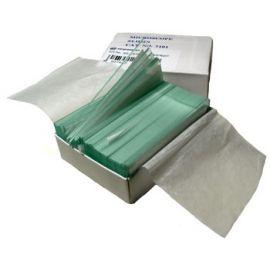 Kit portaobjetos de cristal Bresser para microscopio (50 unidades)