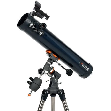 Telescopio Celestron AstroMaster 700mm/76 EQ