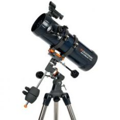 Telescopio Celestron AstroMaster 1000mm/114 EQ