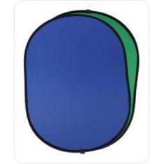 Fondo Plegable Ultralyt Chroma Key Azul-Verde