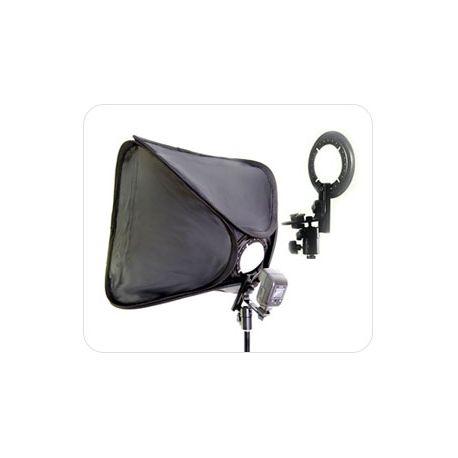 Ventana Ultralyt 40x40cm para Flash externo
