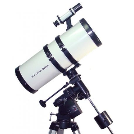 Telescopio B&Crown 1400mm/150 BP - Motorizado