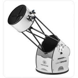 """Telescopio Dobson Meade LightBridge DeLuxe 16"""" Truss"""