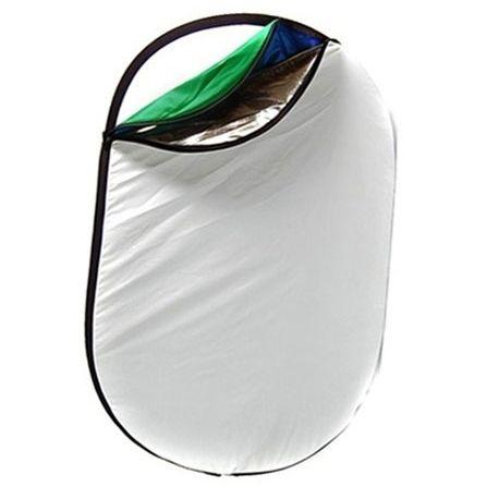 Reflector Oval Ultralyt 7 en 1  de 71x112 cm