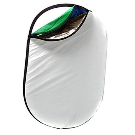 Reflector Oval Ultralyt 7 en 1  de 110x168 cm