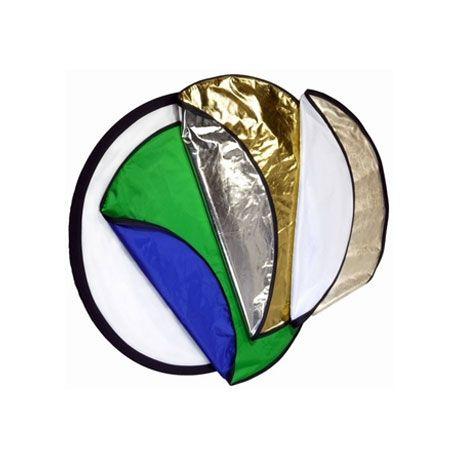 Reflector Circular Ultralyt 7 en 1 de 80 cm