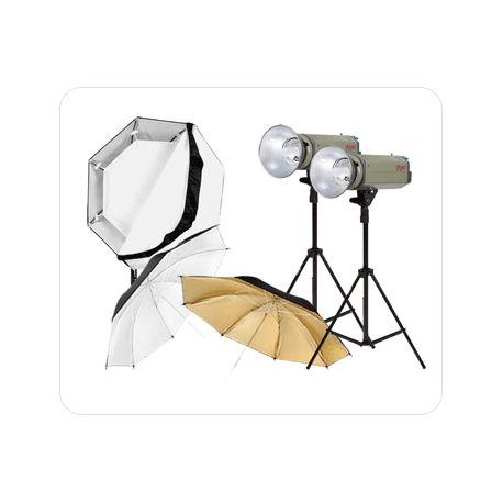 Kit de Iluminacion Profesional 3 Ultralyt - WT-803