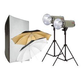 Kit de Iluminacion Profesional Ultralyt 300F