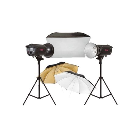 Kit de Iluminación Profesional 2 Ultralyt