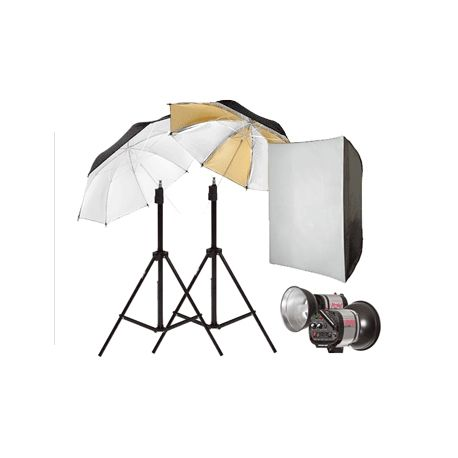 Kit de Iluminación Semi-Profesional 1 Ultralyt