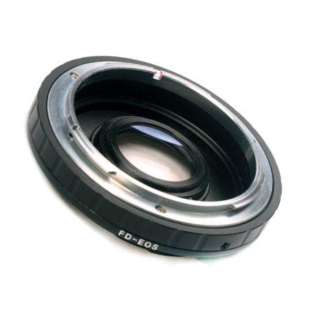 Adaptador Canon Eos para Objetivos Canon FD