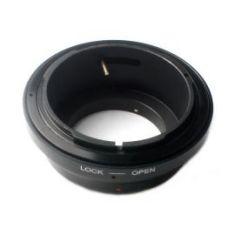 Adaptador Micro 4/3 para Objetivos Canon FD