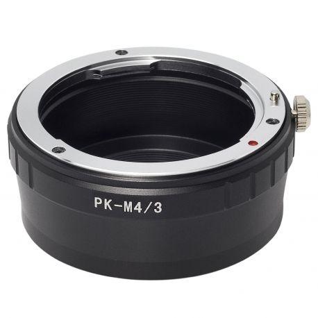 Adaptador Micro 4/3 para Objetivos Pentax K