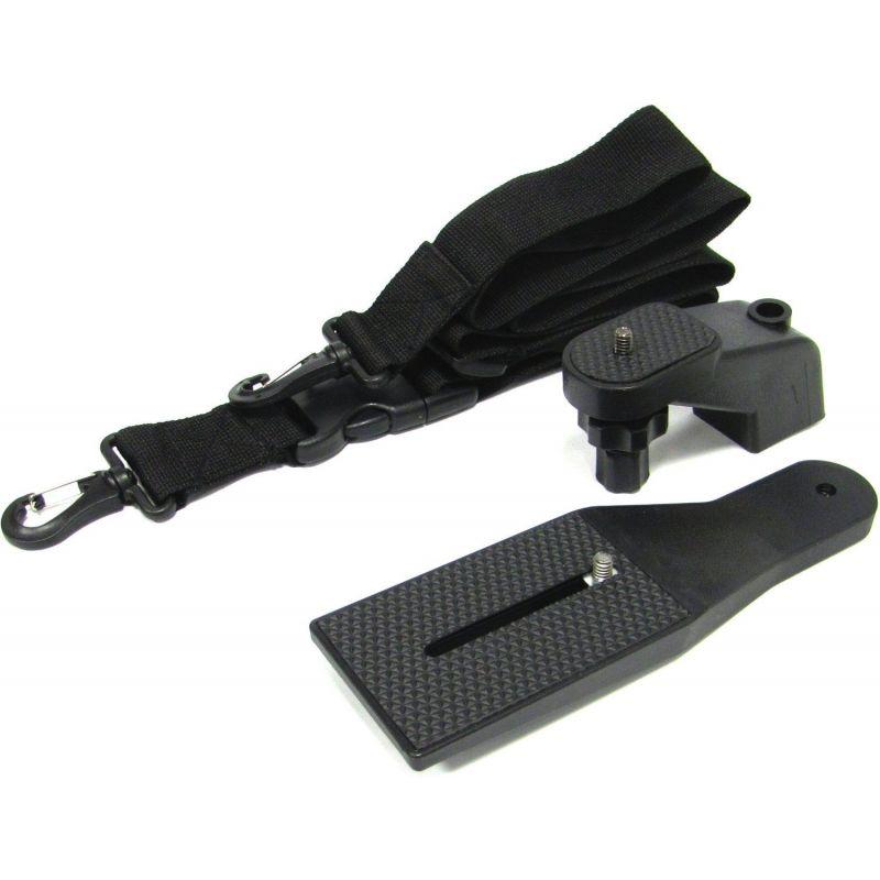 Estabilizador de c mara para hombro ultralyt ufv 07 for Estabilizador de camara