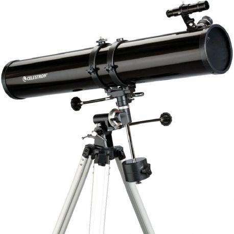 Telescopio astronómico Celestron PowerSeeker 114 EQ