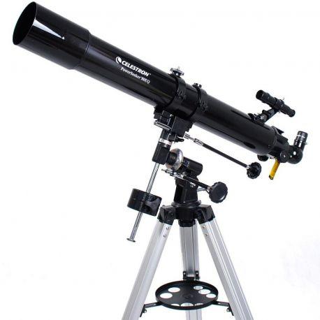 Telescopio refractor Celestron PowerSeeker 80 EQ