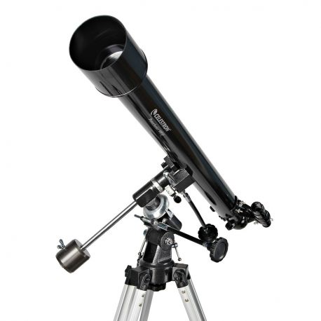 Telescopio refractor Celestron PowerSeeker 60 EQ