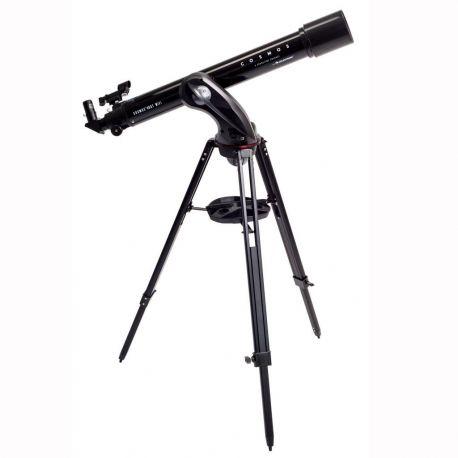 Telescopio refractor Celestron Cosmos 90 GT WiFi