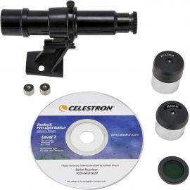 Kit Accesorios para Telescopio Celestron FirstScope