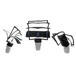 Reflector / Snoot Ultralyt Bender 25x25cm para Flash externo