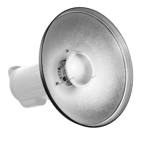 Reflector Beauty Dish Ultraly de 40cm con difusor