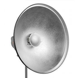Reflector Beauty Dish Ultralyt de 55cm con difusor