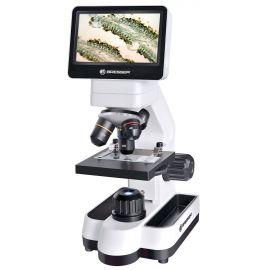 "Microscopio Digital Táctil Bresser LCD Touch 4.3"" de 5Mp - 40x-1600x"