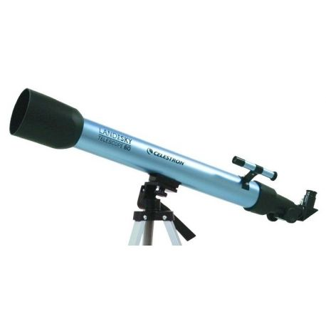 Telescopio Celestron Land and Sky 60 Blue