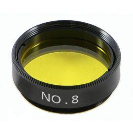 Filtro planetario N8 BCrown - Amarillo Claro