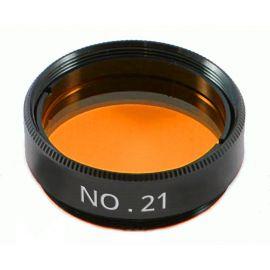 Filtro planetario N21 BCrown - Naranja
