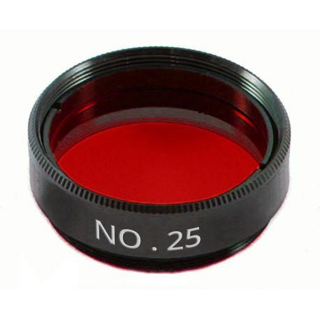 Filtro planetario N25 BCrown - Rojo