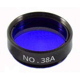 Filtro planetario N38A BCrown - Azul oscuro