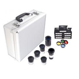 Kit Optico Deluxe BCrown 125 - Oculares y Filtros