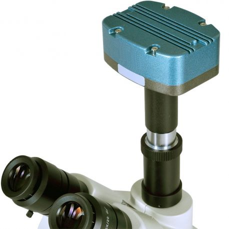 Cámara Digital Ultralyt IS1300 para Microscopio 1.3Mp