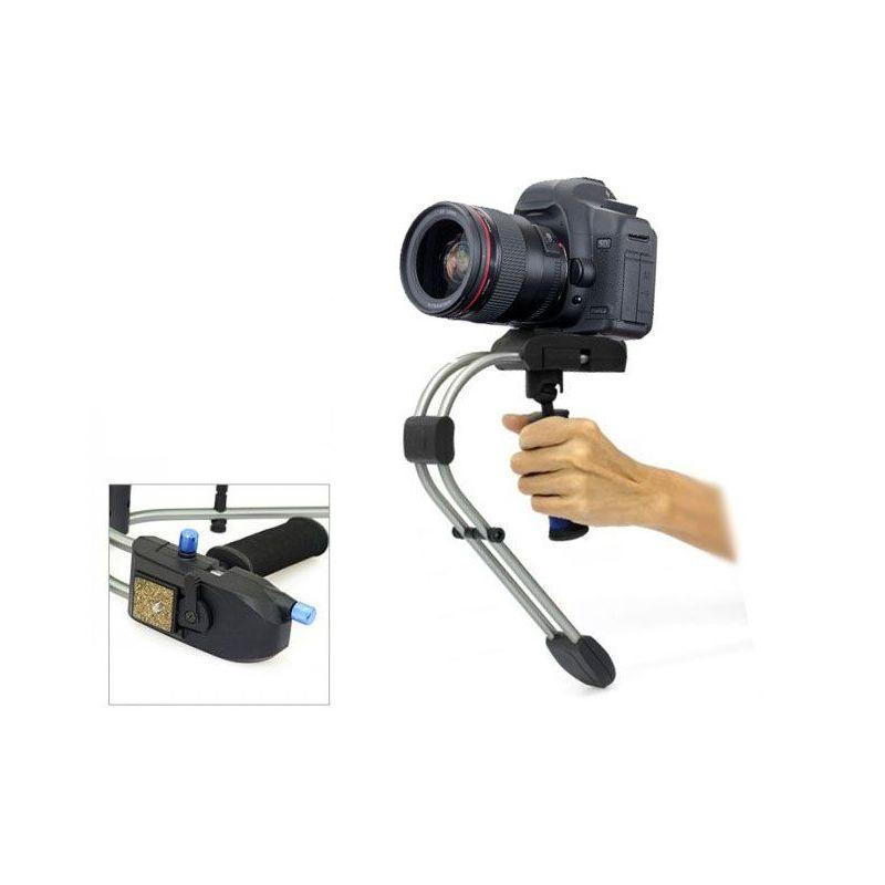 Estabilizador de video para iphone smartphone o camara for Estabilizador de camara