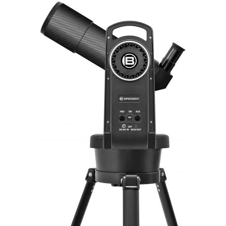Telescopio refractor Bresser 80/400 GoTo