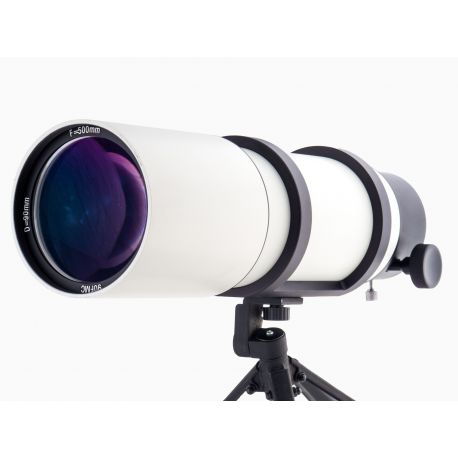 Telescopio refractor BCrown 500 90 OTA