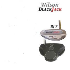 """Putter Wilson VII 35"""" Black Jack"""