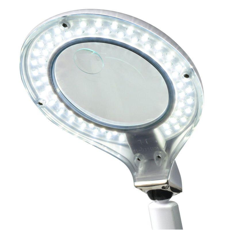 Flexo - Lupa de mesa Bresser con Luz de LED bfc9c7324c