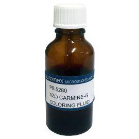 Tinte Azocarmín-G Euromex - 25 ml