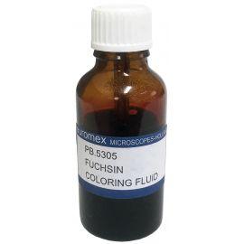 Fucsina (Fuchsine) 25 ml - Euromex PB5305