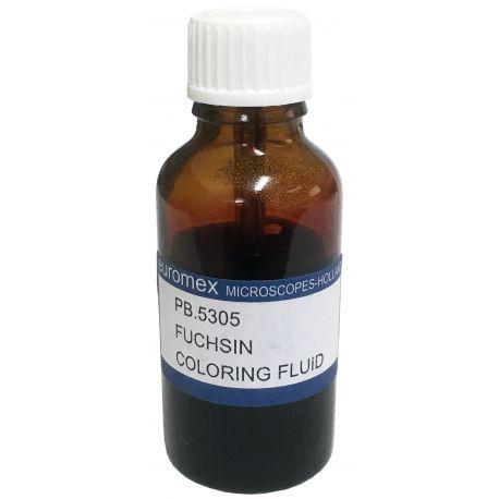 Fucsina (Fuchsine) 25 ml - Euromex