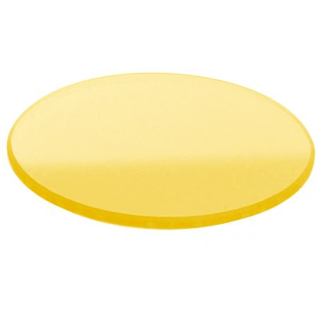 Filtro amarillo de 32 mm Euromex para microscopía