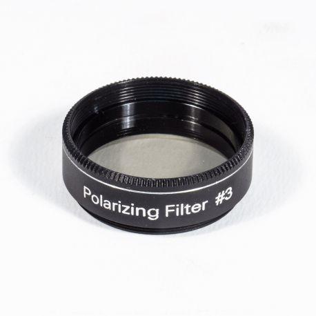 Filtro Polarizador 3 para astronomía - BCrown