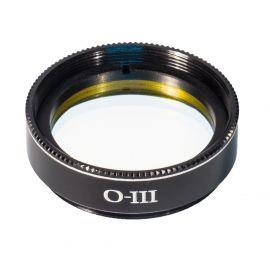 """Filtro Oxígeno III (OIII) 10 nm de 1,25"""" - BCrown"""