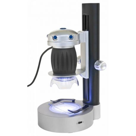 Microscopio Digital Bresser Visiomar Junior-USB