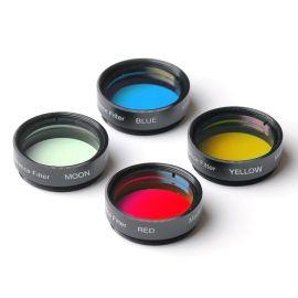 Set de filtros planetarios y lunar Meade Series 4000